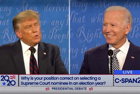biden trump joe donald pennsylvania leads poll debate double president digits vice presidential whowhatwhy cleveland former meet