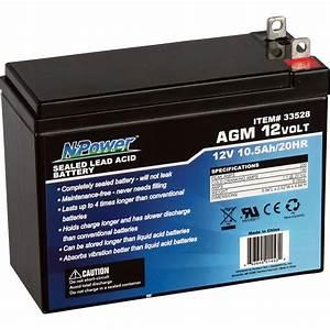 Batterie 12 Volts : 12 volt generator battery car interior design ~ Farleysfitness.com Idées de Décoration
