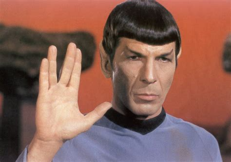 letters for spock or riker leonard nimoy directing documentary on his
