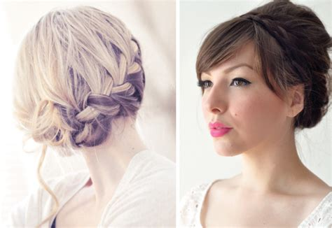 {braided Brides} 10 Elegant Braided Hairstyles