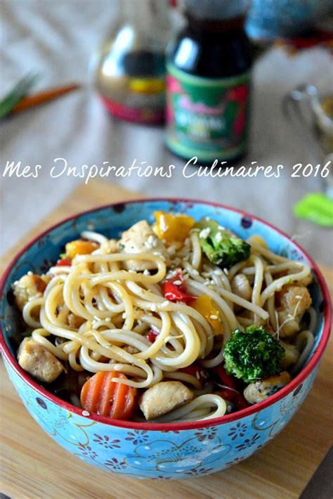 comment cuisiner des nouilles chinoises nouilles chinoises au poulet et légumes le cuisine