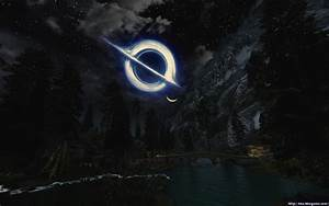 Nightsky via Silver at Skyrim Nexus - mods and community