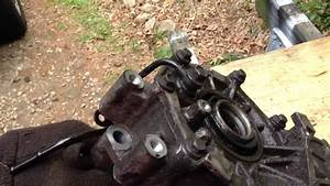 Ford Escape Transfer Case