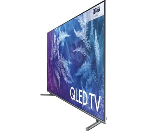buy samsung qe65q6f 65 quot smart 4k ultra hd hdr qled tv free delivery currys