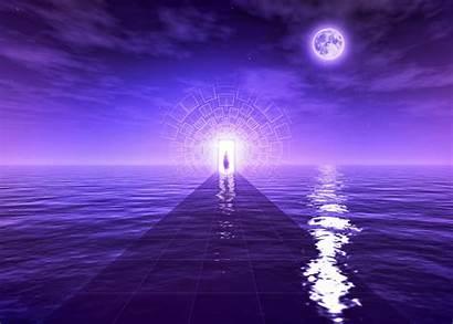 Enlightenment Spiritual Awakening Path Concept Wisdom