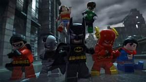 LEGO Batman 2: DC Super Heroes Fondo de Pantalla and Fondo ...