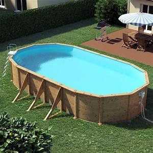 Promo Piscine Hors Sol : piscine hors sol acier d cor promo ~ Dailycaller-alerts.com Idées de Décoration