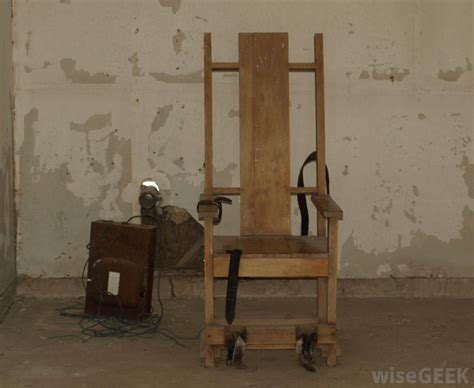 Electric Chair Executions On by 20th Century Executions Of American By Electric Chair