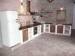 Küche Selbst Gebaut : gemauerte k che ~ Lizthompson.info Haus und Dekorationen