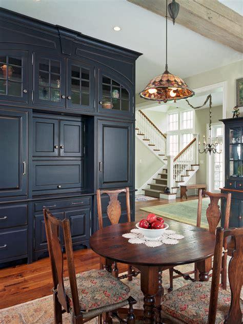 Navy Blue Cabinets Houzz
