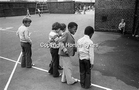 school playground games  uk primary school homer sykes