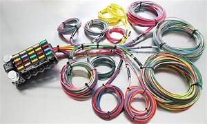 22 Circuit Budget Wire Harness  U2014 Tbcworks