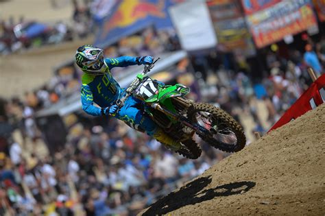 pro motocross standings adam cianciarulo moves into second place in the