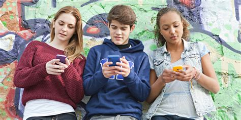 teen cell phone american students smartphone experts who struggle in
