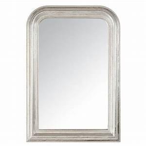 Maison Du Monde Miroir : miroir argent dome perle petit mod le sb rangement miroirs luminaire pinterest ~ Teatrodelosmanantiales.com Idées de Décoration