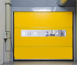 Why Use a Fast Action Door? - Dock Solutions