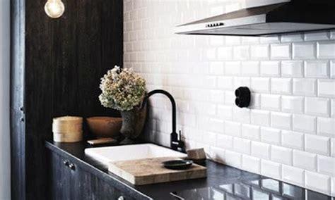 photo de credence pour cuisine dans la cuisine la crédence fait la différence