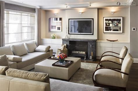 Family Room Ideas Pinterest Living Tv Setup Interior