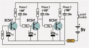 Universal Esc Circuit For Bldc Motors