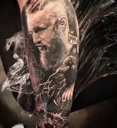 Vikings Ragnar Tattoo