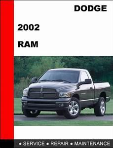 Dodge Ram 2002 Workshop Factory Service Repair Manual
