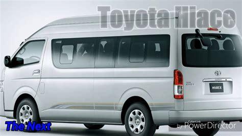 New Toyota Quantum 2020 Interior by Toyota Quantum 2019 Diesel Engine Specs Model Interior