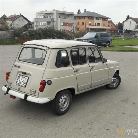 Renault 4 For Sale by Classic 1990 Renault 4 Gtl For Sale 3040 Dyler