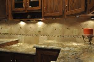 Backsplash For Kitchen With Granite Granite Countertops And Tile Backsplash Ideas Eclectic Kitchen Indianapolis By Supreme