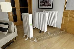 Chaufferette électrique Pour Les Pieds : photos de radiateurs lectriques inertie en situation ~ Edinachiropracticcenter.com Idées de Décoration