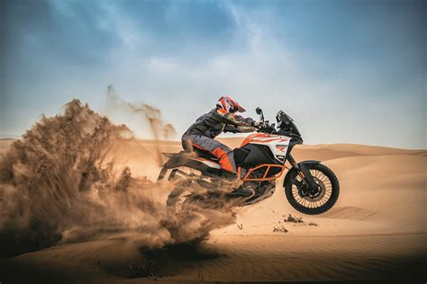 Ktm 1090 Adventure R  A Milder Insane Adv Bike Asphalt