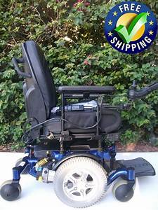Pride Mobility Quantum 6000z Power Chair