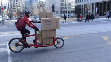 I Want To Be A Bicycle Courier What Will My Salary Be