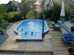 Pool Mit Gegenstromanlage : pools stahlwandpools pool mit stahlwand ~ Eleganceandgraceweddings.com Haus und Dekorationen