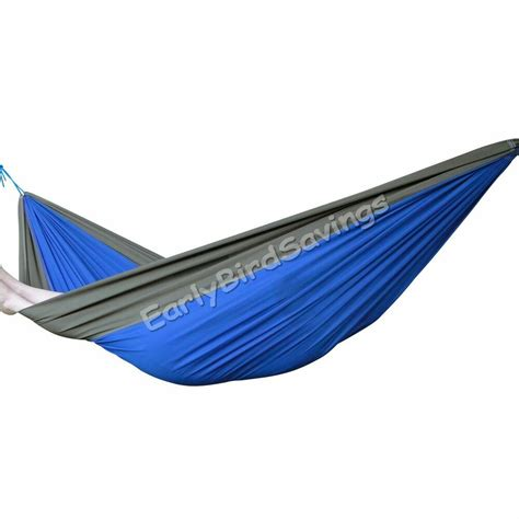 Hammock Parachute Material by One Person Portable Parachute Fabric Hammock Travel