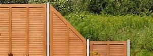Günstige Sichtschutzzäune Aus Holz : gartenz une und sichtschutzz une bei becher holzhandel becher ~ Whattoseeinmadrid.com Haus und Dekorationen
