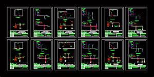 Residential Lighting Circuit Diagram