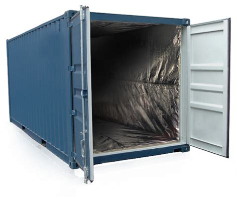 Tps Insulated Shipping Container Insulation Liner Kits For