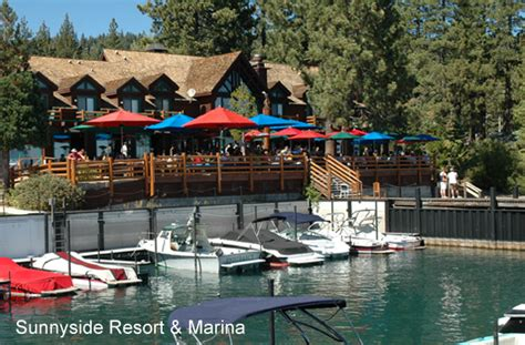 Boat Launch Tahoe City by Lake Tahoe Marinas Lake Tahoe Guide
