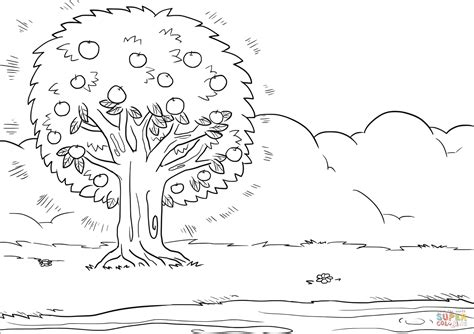 Coloring Pages Of Water by That Person Is Like A Tree Planted By Streams Of Water