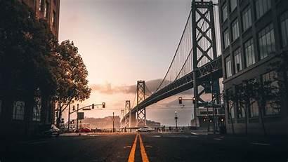 Bridge Road Building San Francisco States United
