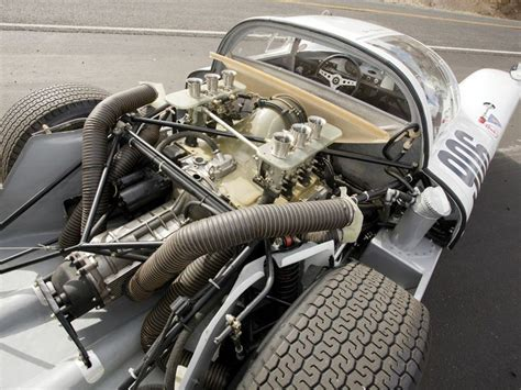 The 20 Most Significant Race Car Engines