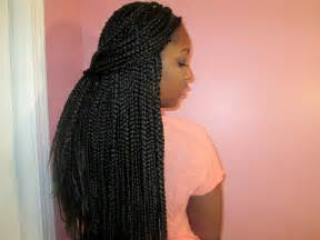 Jumbo Poetic Justice Box Braids Hairstyles