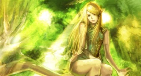 Top 15 Adorable Anime Elf Characters