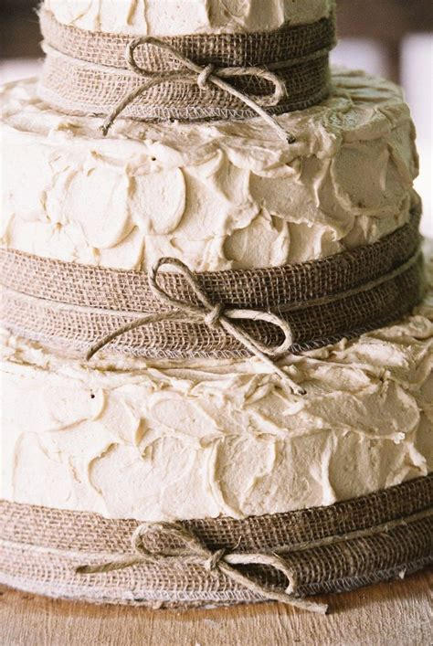 rustic wedding cake vintage country chic rustic