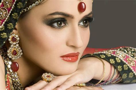 indian women advance beauty tips  marriage party