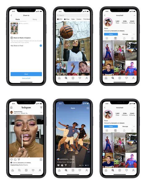 Instagram Reels, Facebook's Answer To TikTok Is Now ...