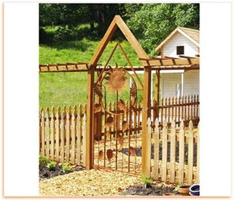 wooden garden decor outdoor garden decoration ideas