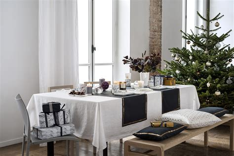 H&m Home Decor Online : Modern Scandinavian Christmas Decorating Inspiration