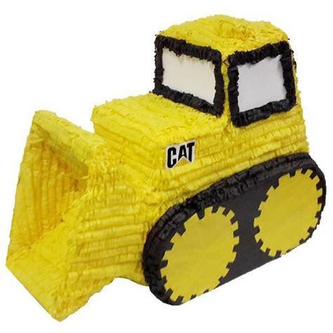 bulldozer motor pinata ozzy mini pinatas cumpleanos