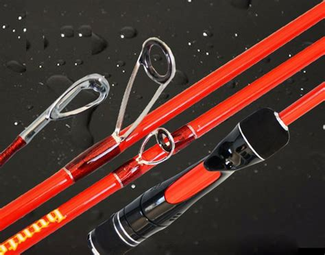 malaysia jigging grouper hunter rod carbon solid
